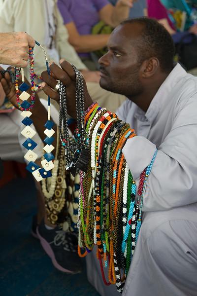 Nubian Vendor