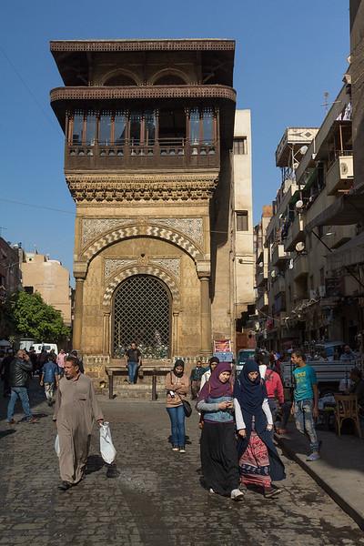 Cairo market place