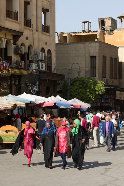 Ancient Cairo Market
