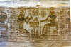 Ramesses II and Ra
