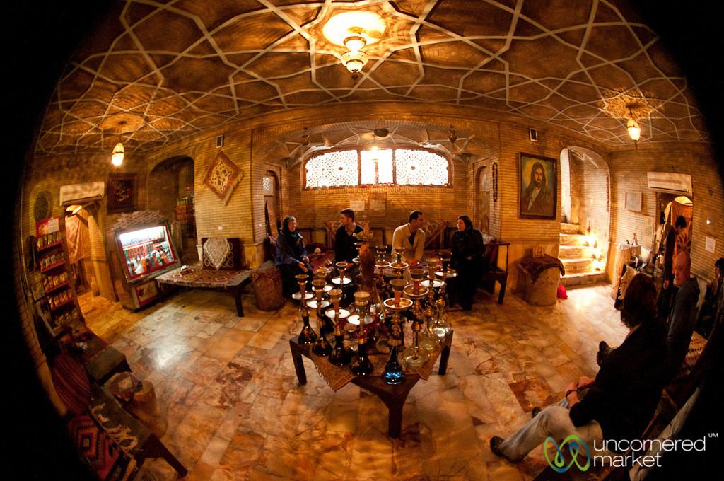Golestan Palace Tea House - Tehran, Iran