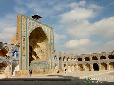 Jameh Mosque - Esfahan, Iran
