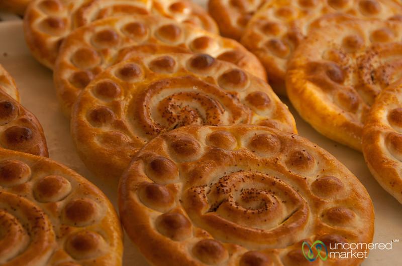 Klucheh, Iranian Cookies - Fuman, Iran