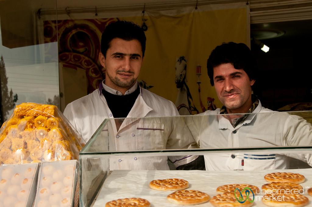 Klucheh in Fuman, Iran