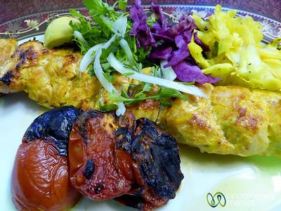 Chicken Kebab - Esfahan, Iran
