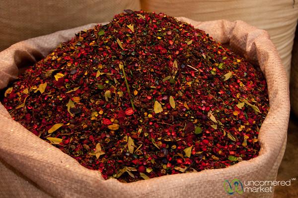 Iranian Herbal Tea - Tabriz, Iran