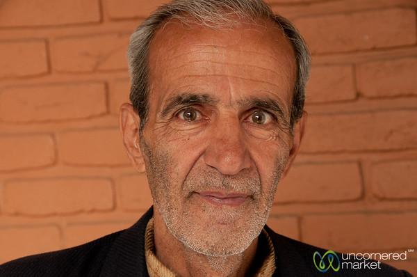 Rabbi in Hamadan, Iran