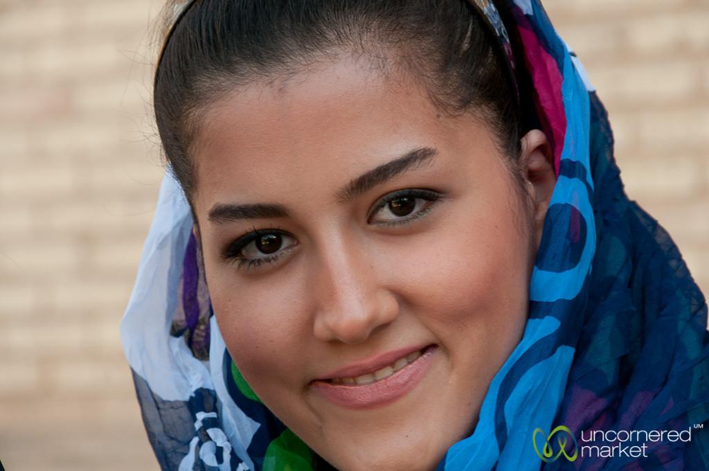 Young Iranian Woman - Shiraz, Iran