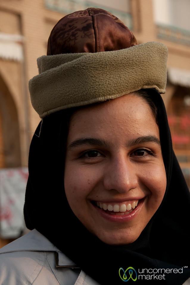 Iranian University Student - Esfahan, Iran