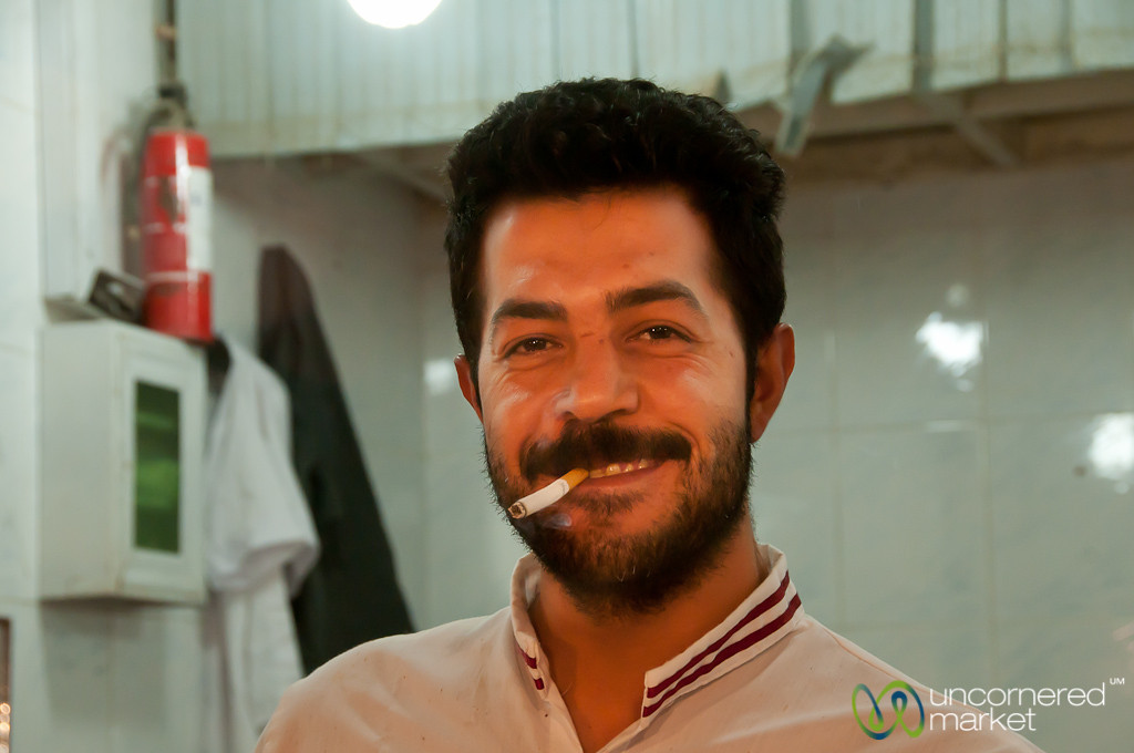 Marlboro Man of Ahwaz, Iran