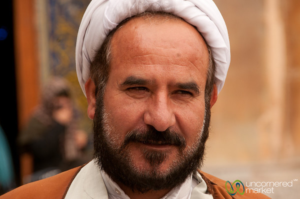 Iranian Imam - Isfahan, Iran