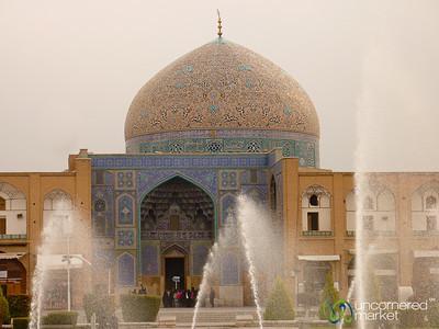 Sheikh Lotf Allah Mosque - Esfahan, Iran