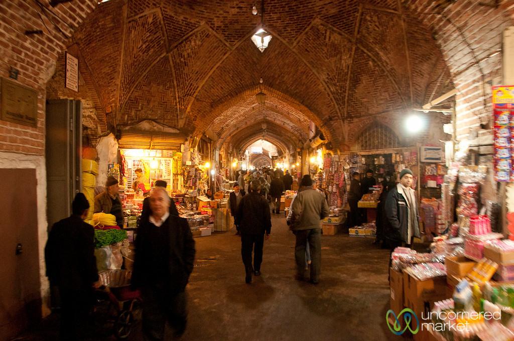 Tabriz Old Market - Iran