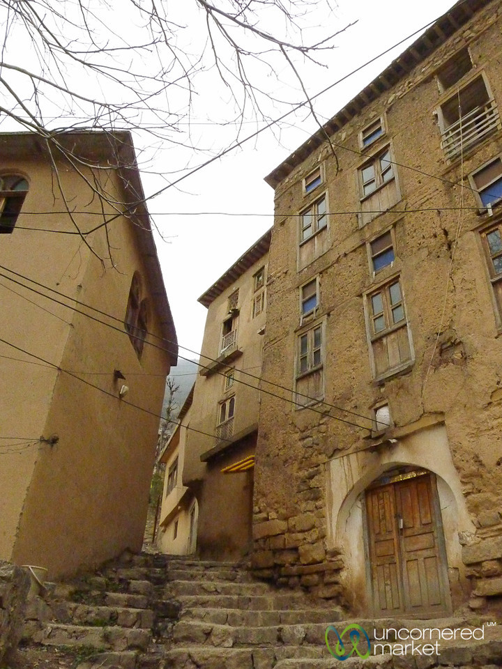 Masuleh Village View, Iran