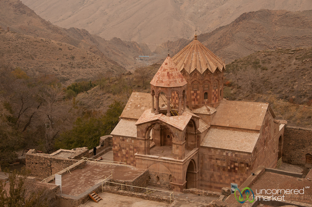 Armenian St. Stephanos Church - Jolfa, Iran
