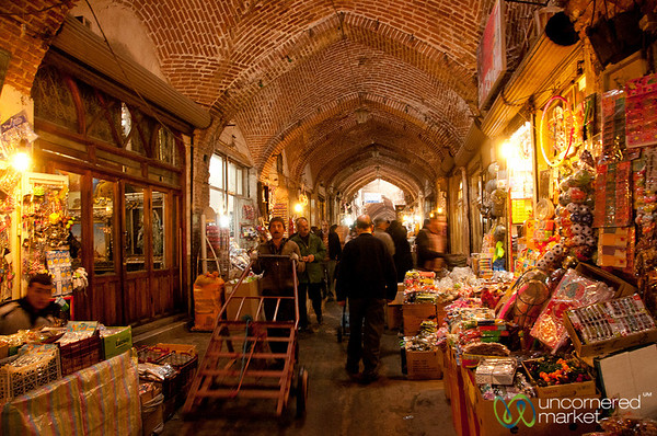 Tabriz Covered Market, Iran