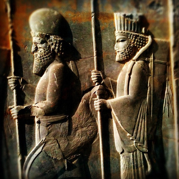 Persepolis - March of the Persians and Medians