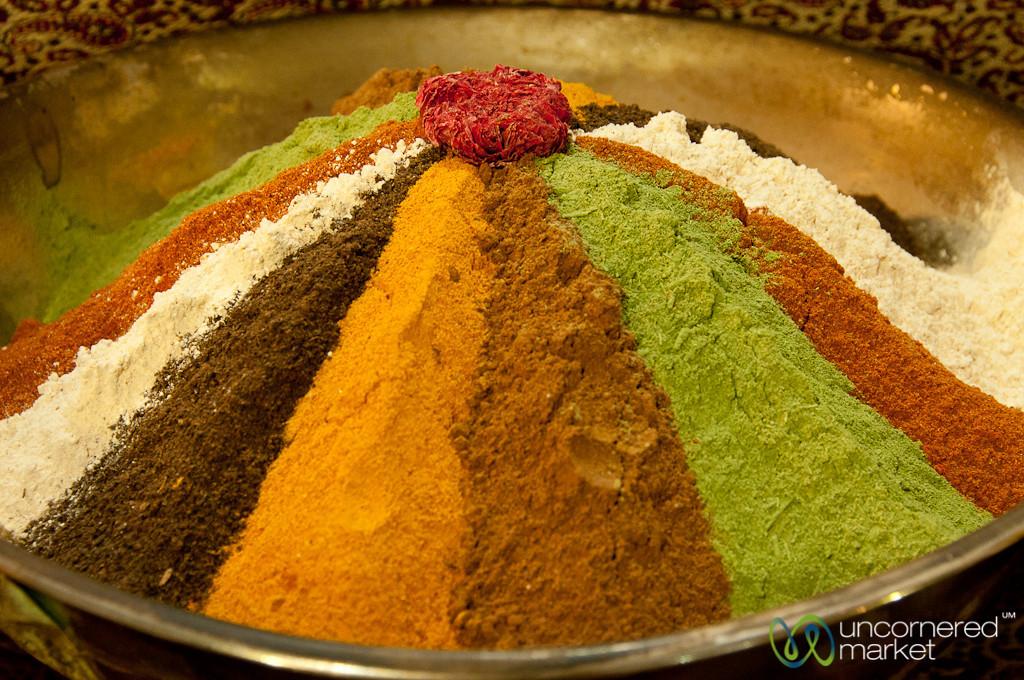 Beautiful Five-Spice Mixture - Shiraz, Iran