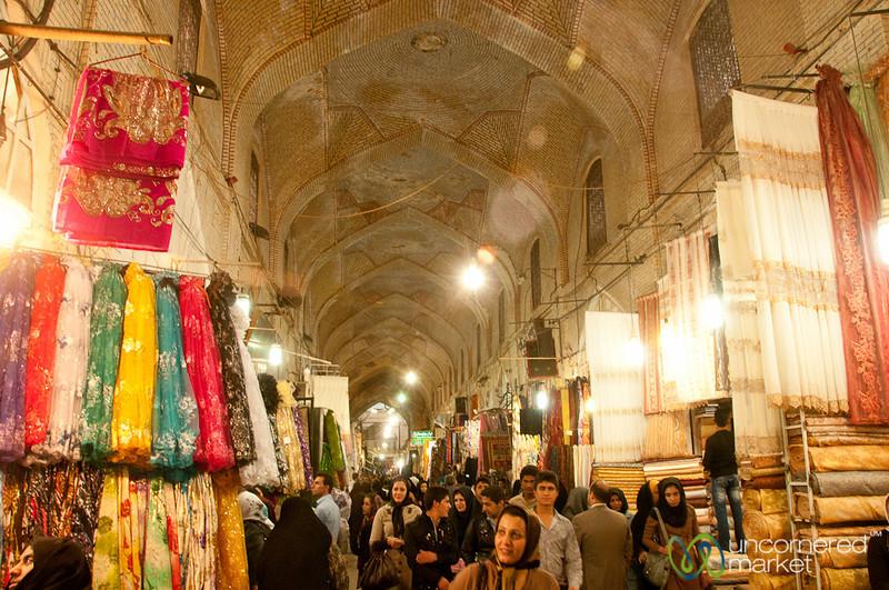 Shiraz Bazaar - Iran
