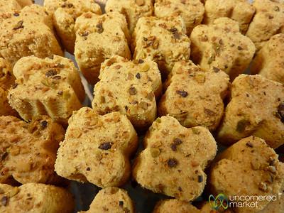 Nokhodchi (Chickpea Cookies) - Esfahan, Iran