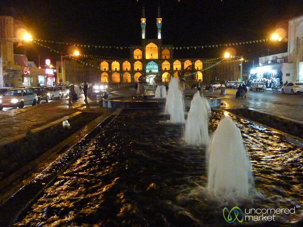 Amir Chakhmaq Complex - Yazd, Iran
