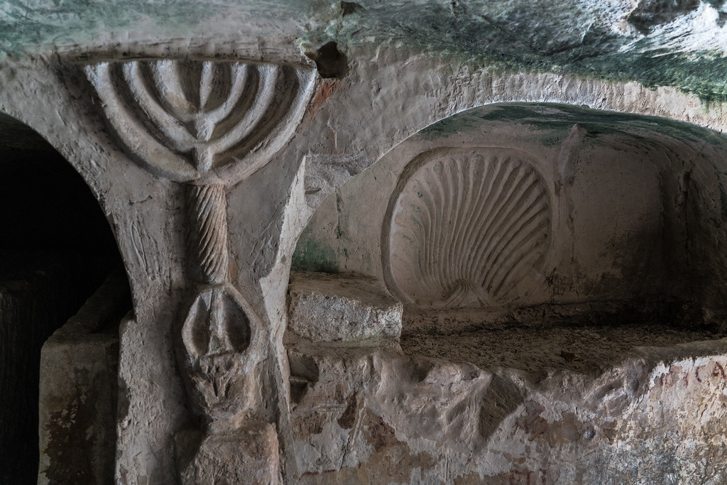 Necropolis of Bet She'arim: A Landmark of Jewish Renewal