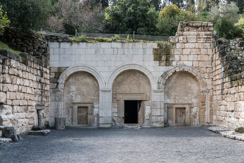 Tomb at Bet She'arim