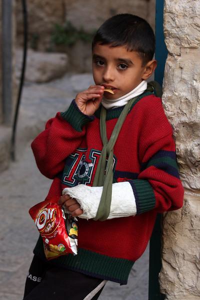 Bethlehem, Palestinian Authority,  2007