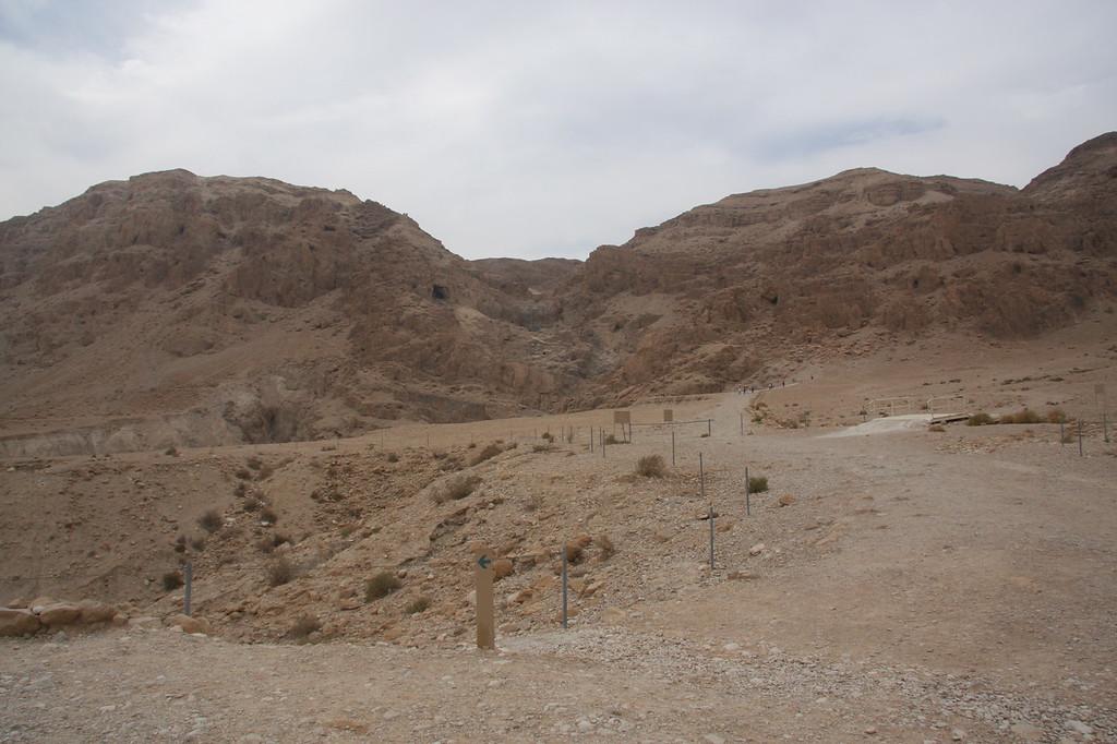Dead Sea Scrolls Quaram National Park Israel , 2007