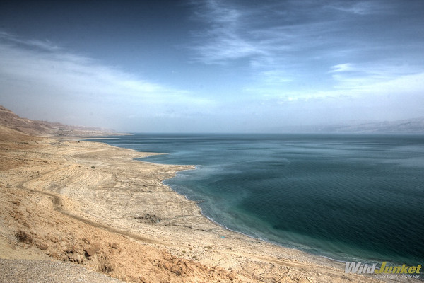 Dead Sea from the high way