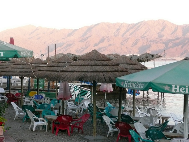 Eilat, Israel 2007