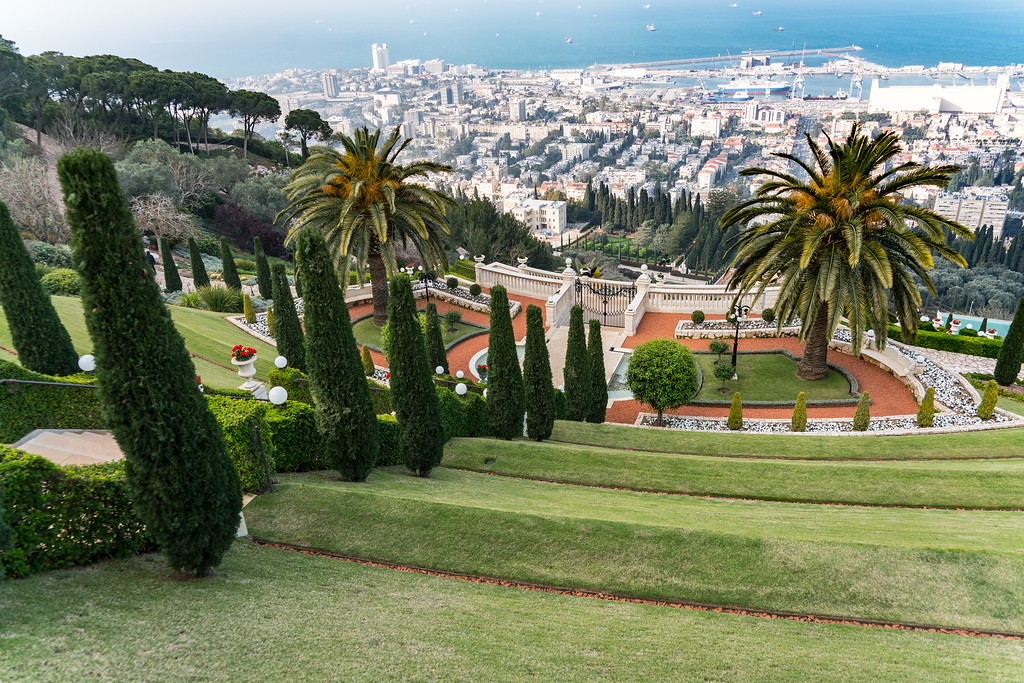 Bahá'i Holy Places in Haifa and the Western Galilee