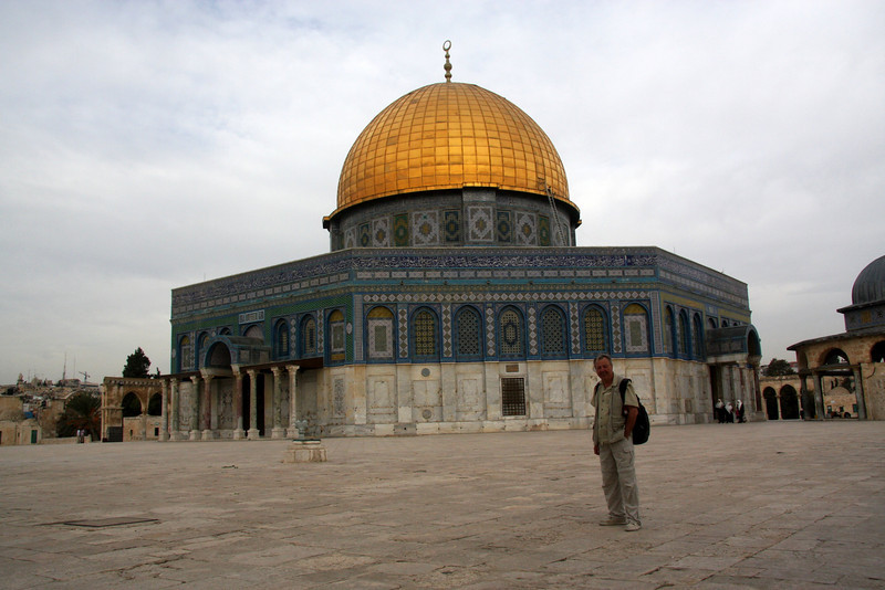 Jerusalem, Dome of the Rock ,2007