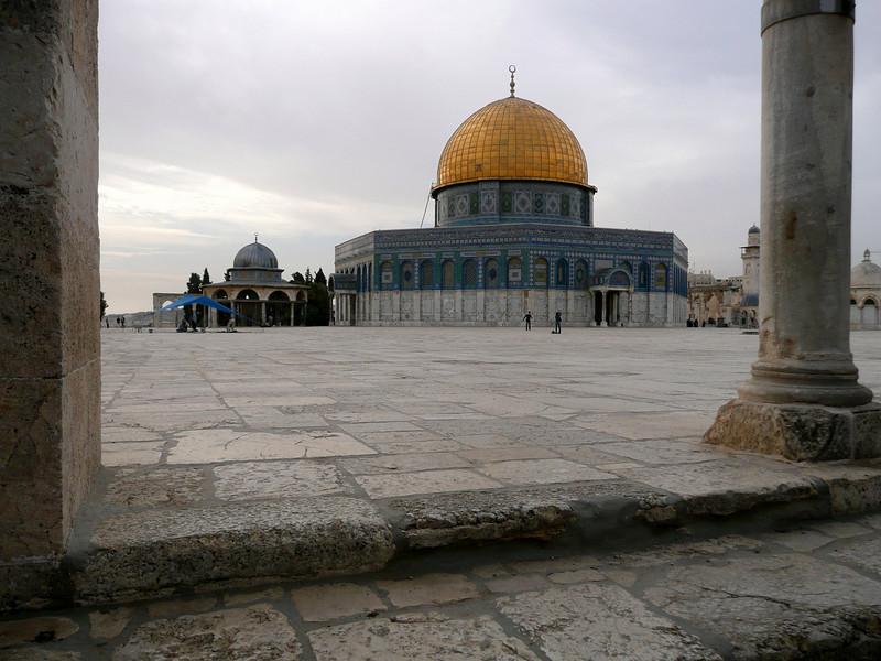 Jerusalem, Dome of the Rock ,2007