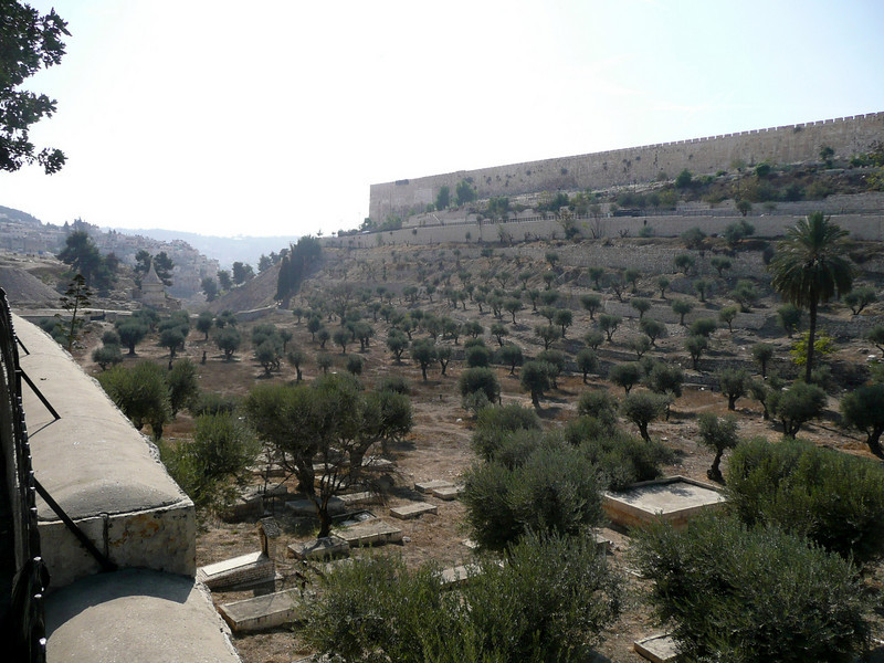 Jerusalem - Outside the City Walls, 2007