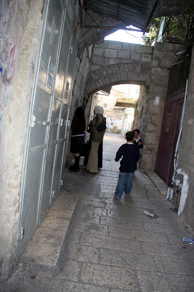 Jerusalem, The Old Walled City, 2007