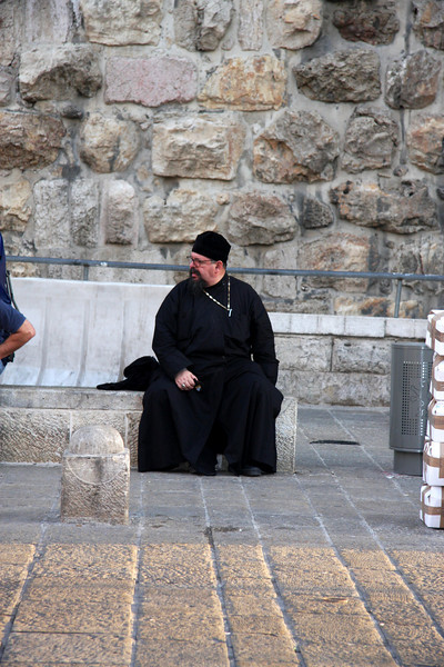 Jerusalem - The People, 2007