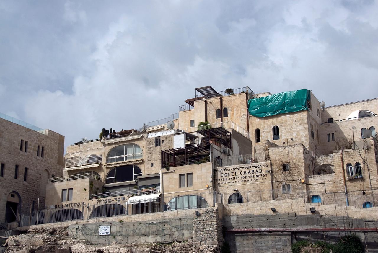 Buildings in Jerusalem, Israel