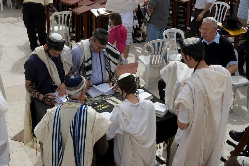 Good Friday celebration in Jerusalem, Israel