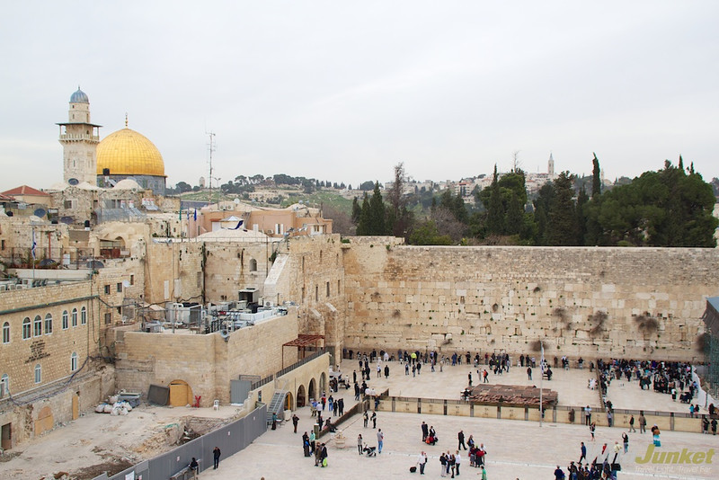 Western Wall and Dome of Rock