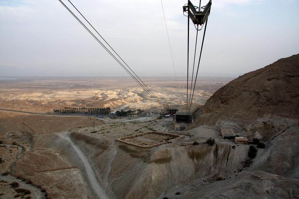 on the way up... Masada, Israel ,2007