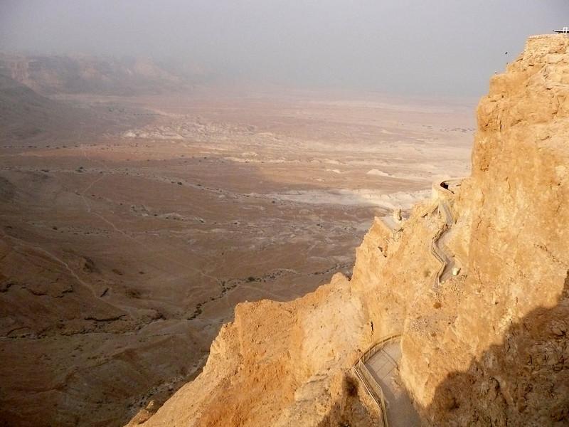 Masada, Israel ,2007