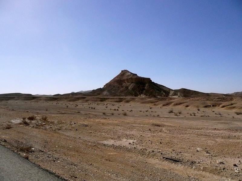 Hwy 40, Negav Desert ,2007