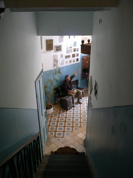 "our home in Jaffa, the old jaffa hostel/guesthouse, great rooftop spot, it was perfectly located as well:  <a href=""http://www.telaviv-hostel.com/rooms.html"">http://www.telaviv-hostel.com/rooms.html</a> Old Jaffa, Israel ,2007"
