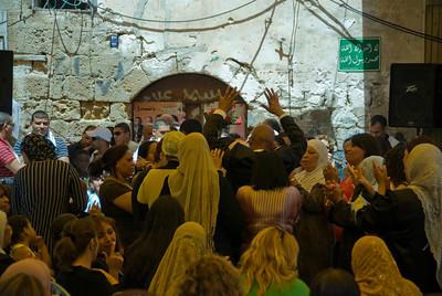 Women in worship in Israel