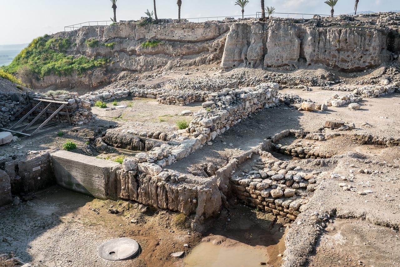 Biblical Tels – Megiddo, Hazor, Beer Sheba