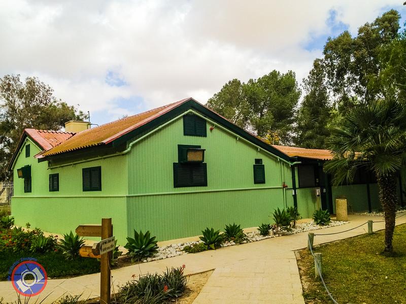 David and Paula Ben-Gurion's House at Kibbutz See Boker (©simon@myeclecticimages.com)
