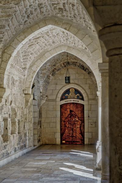 Church of the Nativity Franciscan Monastery