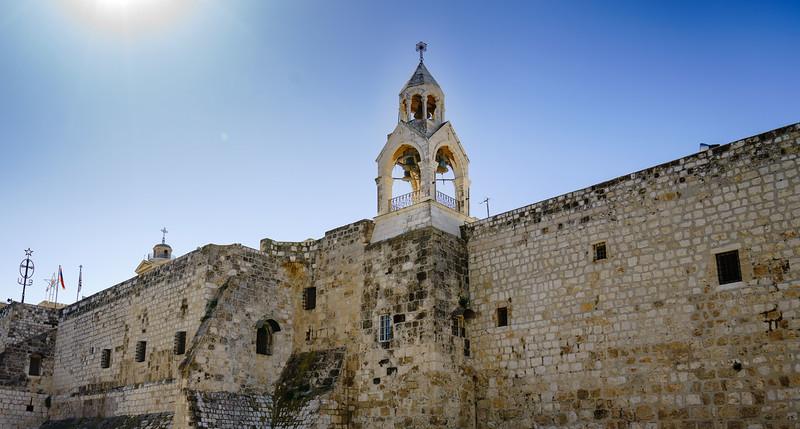 Walls of Bethlehem