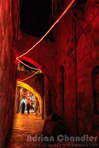 Illuminations in Jerusalem